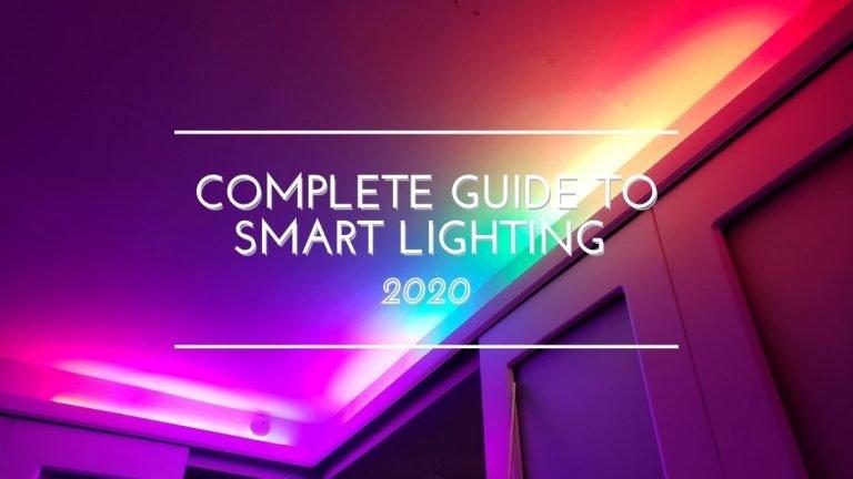 Complete Guide Smart Lighting Hero Image