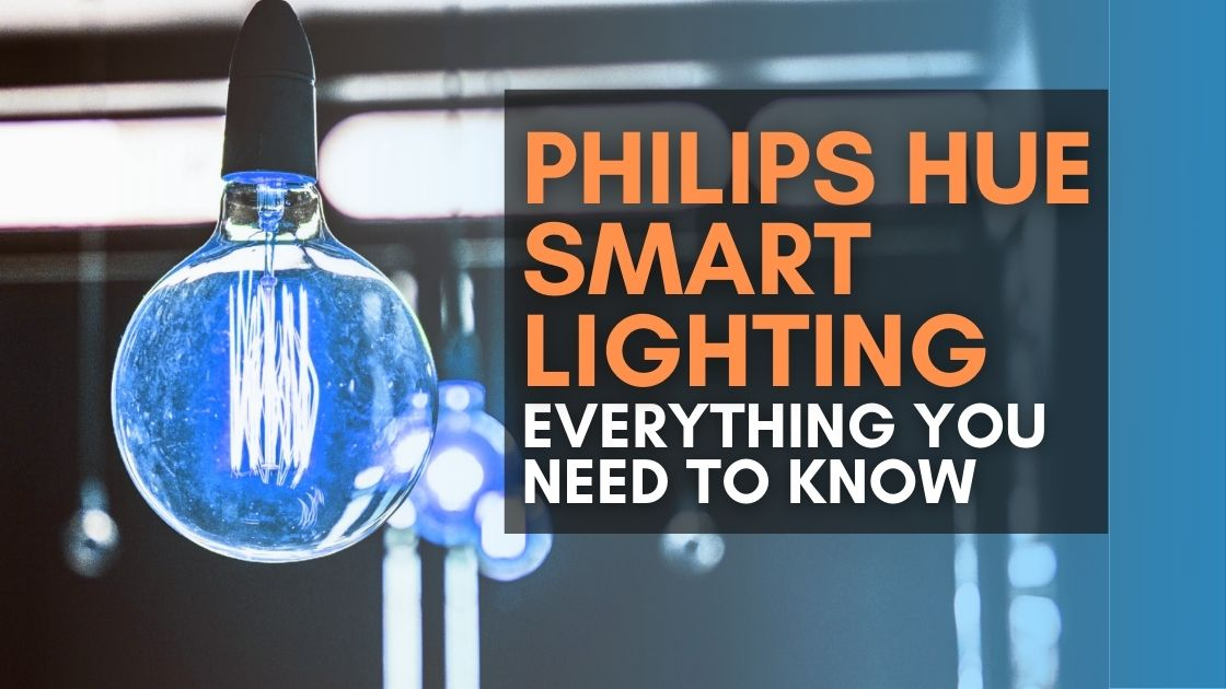 Philips Hue Smart Lighting Eco