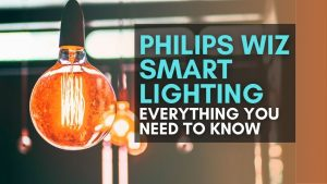Philips Wiz Smart Lighting