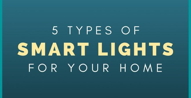 5 types smart lights feature