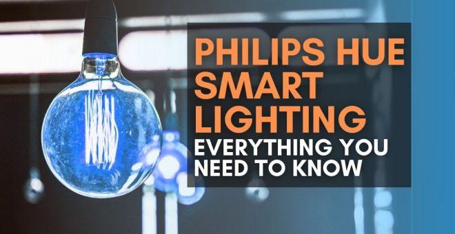 Philips Hue Smart Lighting Eco