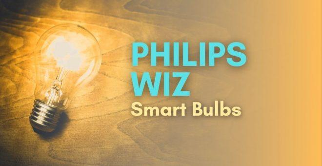 Philips Wiz Smart Bulbs
