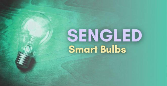 Sengled Smart Bulb Range