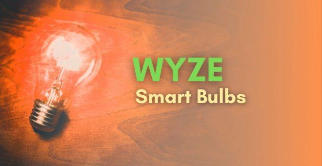 Wyze Smart Bulb Range