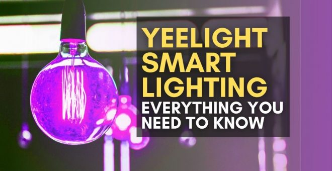 Yeelight Smart Lighting